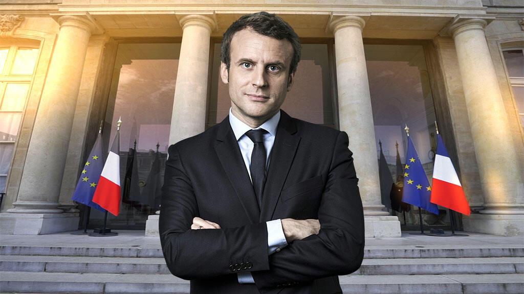 Emmanuel Macron foi eleito com mais de 60% dos votos, confirmando as pesquisas divulgadas nas últimas semanas