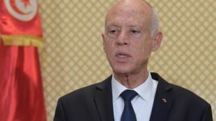 Lors du Conseil de sécurité de l'ONU, le président tunisien Kaïs Saied a suggéré d'élargir le plan d'action «paix et sécurité» du Conseil de sécurité, mais également de le réformer afin d'éviter les blocages.