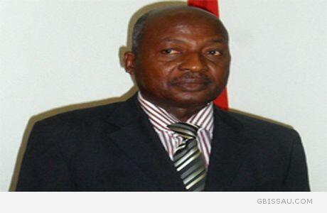 Ibraima Sory Djaló, presidente da Assembleia Nacional Popular (ANP) da Guiné-Bissau