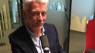 Hubert Julien-Laferrière sur RFI.