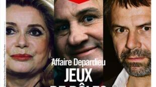 A suspeita de evasão fiscal do Gérard Depardieu continua gerando polêmica na França.