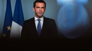 Olivier Véran, minsitro francês da Saúde