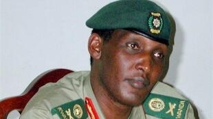 Le général Kayumba Nyamwasa, ancien chef d'état-major du Rwanda.