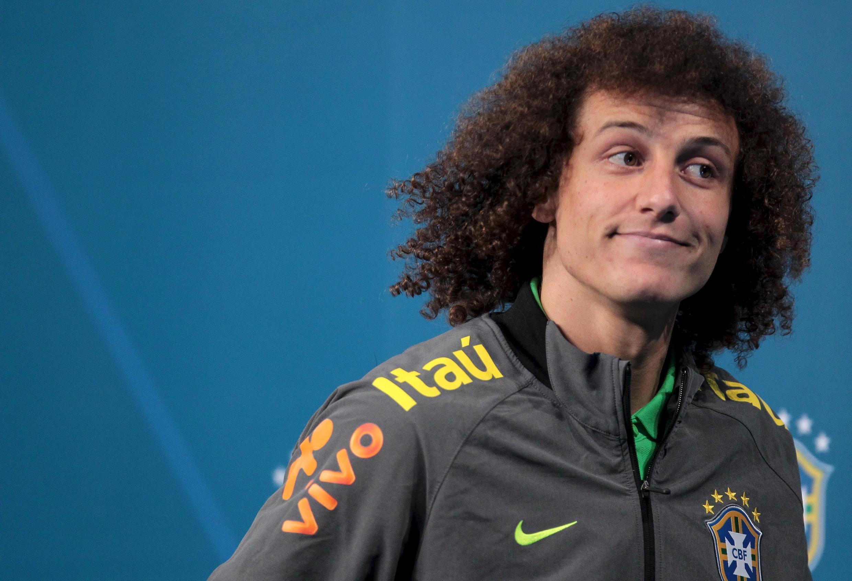 David Luiz ressalta que Brasil não é o único favorito nesta Copa América