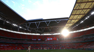 Wembley, where both semi-finals and the final of Euro 2020 will be played