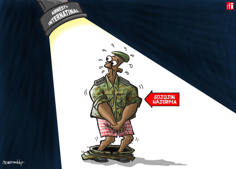 Kungiyar Amnesty International na zargin jami'an tsaron Najeriya da yi wa mata fyade a sansanin 'yan gudun hijira a jihar Borno ta Najeriya (30/05/2018)