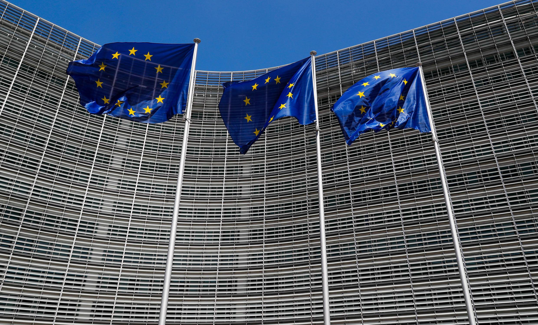 Sede da União Europeia, em Bruxelas.