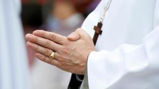 Un prêtre reconnu coupable de pédophilie encourt 12 ans de prison.