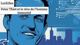 Peter Thiel e o sonho do homem imortal