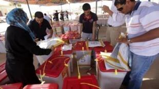 利比亞舉行立法選舉。