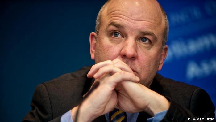 Комиссар Совета Европы по правам человека Нилс Муйжниекс