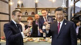 French president Emmanuel Macron offered China's Xi Jinping a bottle of Romanée-Conti 1978 on a recent visit to Beijing, valued at several thousand euros.