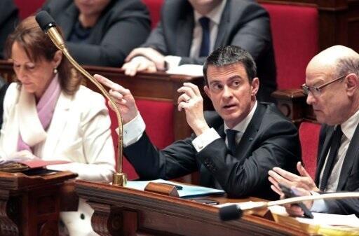 Valls will push through labour reform