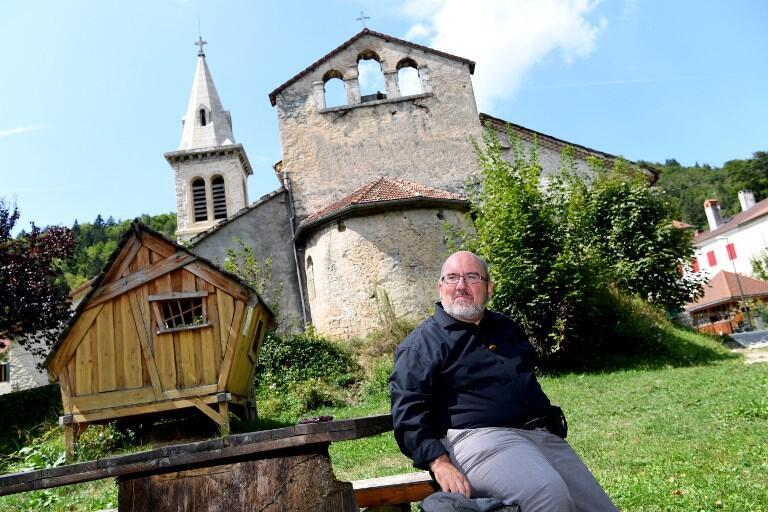 Le prêtre Pierre Vignon a lancé une pétition appelant à la démission du cardinal Barbarin en août 2018.