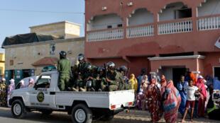 Une patrouille de police à Nouakchott (image d'illustration).