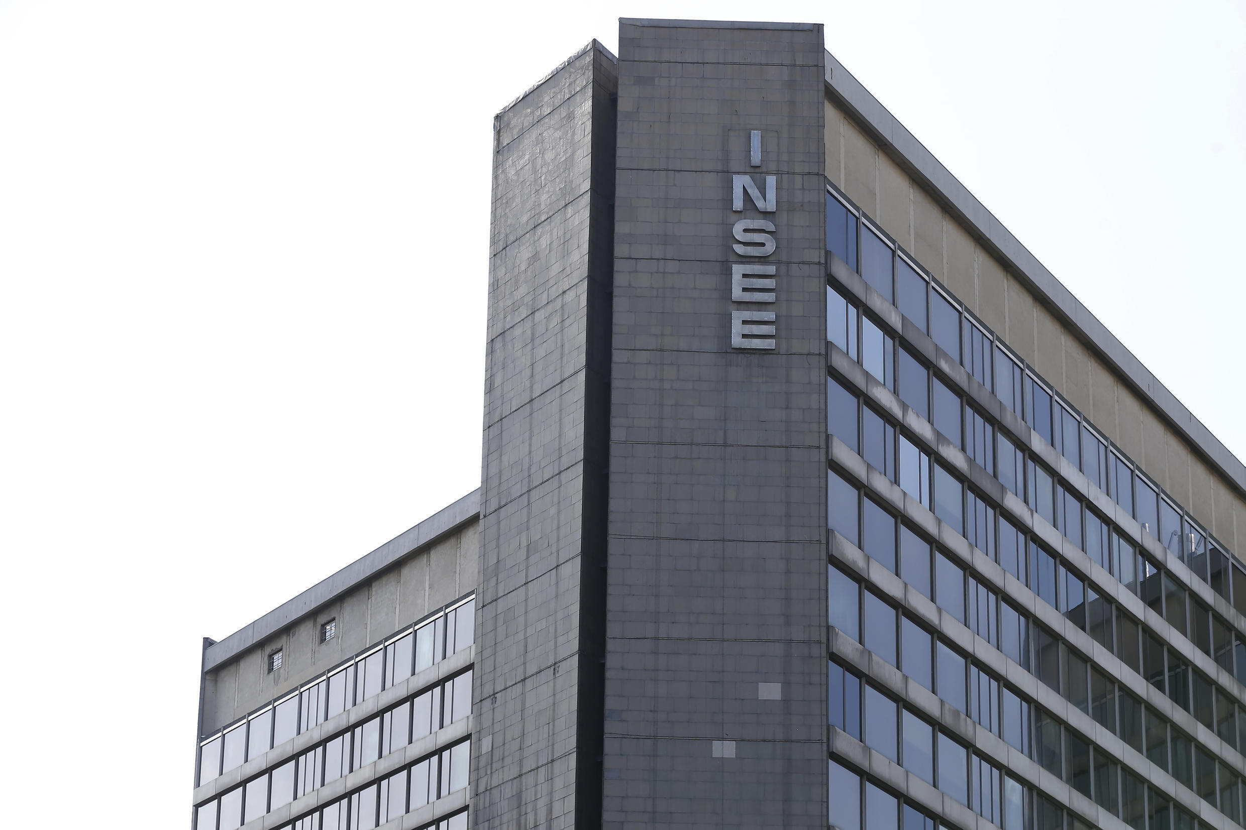 Where the numbers come from: the Paris headquarters of the National Statistics Institute.