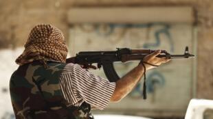Rikicin Syria a yankin Aleppo