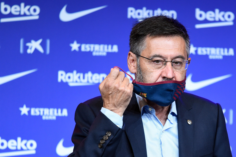 Josep Maria Bartomeu, Presidente do FC Barcelona, apresentou a demissão do cargo.