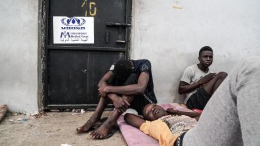 «Je veux partir»: en Libye, le cruel traitement réservé aux migrants