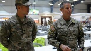 El teniente general Scott Miller (D) sería nombrado nuevo comandante de las fuerzas estadounidenses y de la OTAN en Afganistán