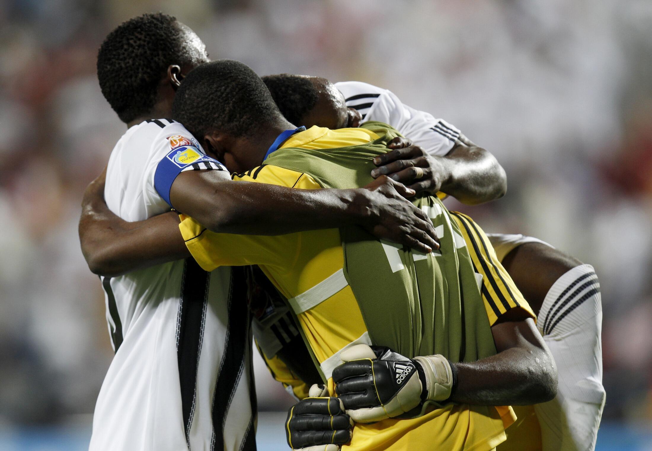 Les joueurs de Mazembe se consoleront avec le titre de vice-champions