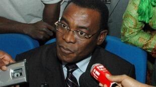 Pascal Affi Nguessan.