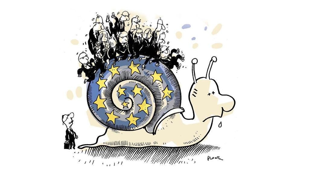 L'Union européenne ralentit.