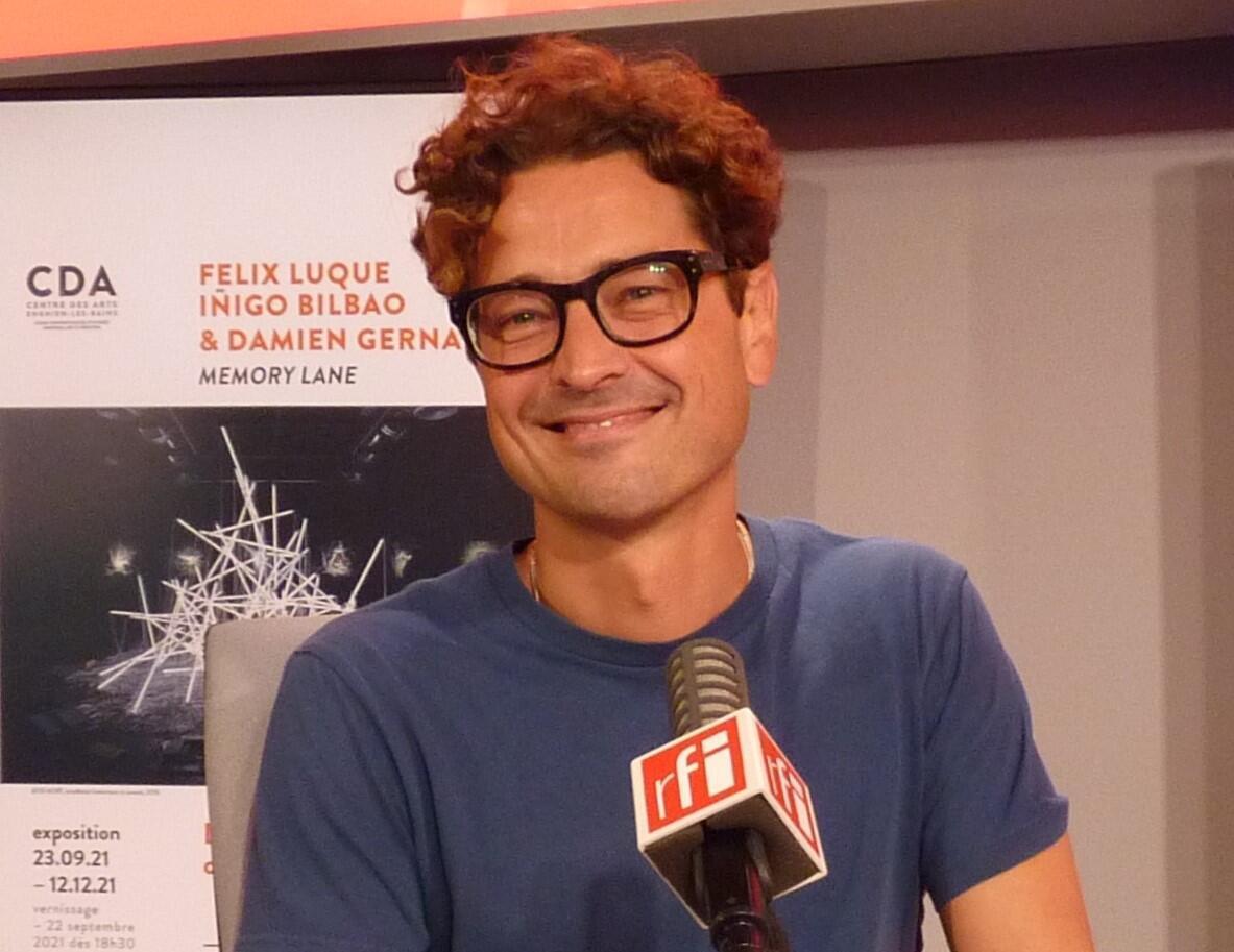 Félix Luque en RFI