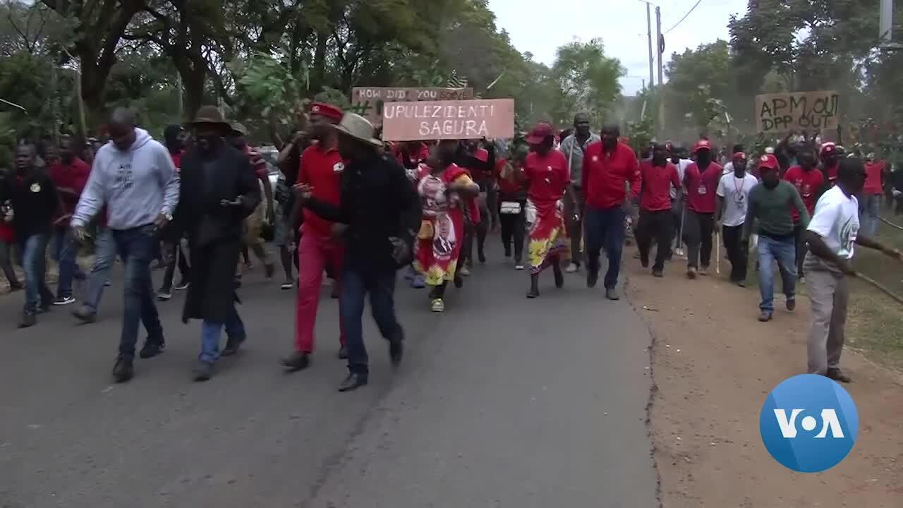Maandamano ya upinzani nchini Malawi