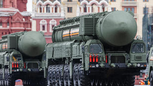 Both Russia and the US seem to be raising the importance they give to nuclear weapons in their military strategies