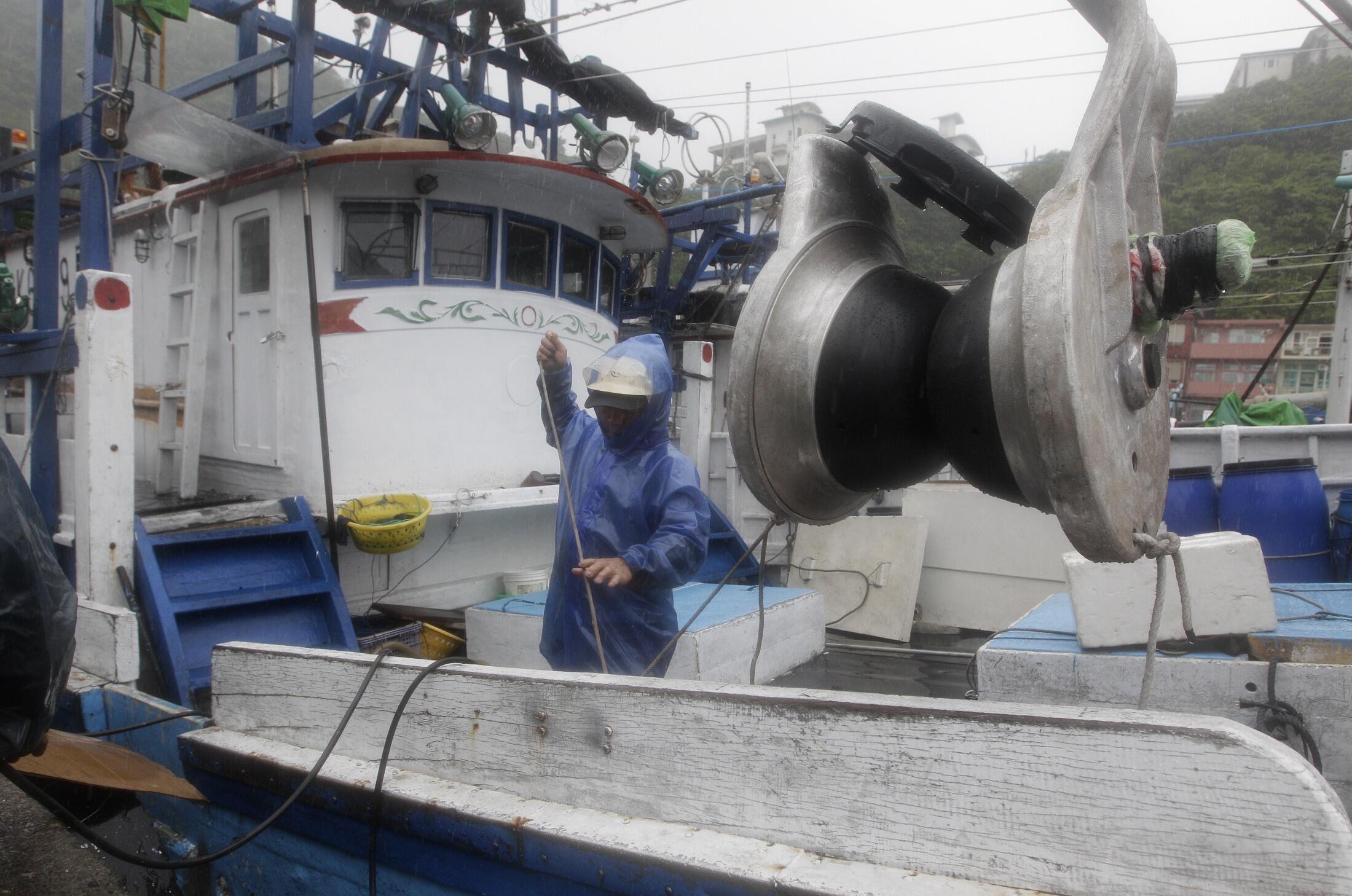 Ảnh minh họa : Ngư dân Đài Loan bị cho là thường thâm nhập vùng biển Philippines.