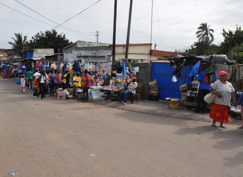 Mercado do Fajardo - Moçambique