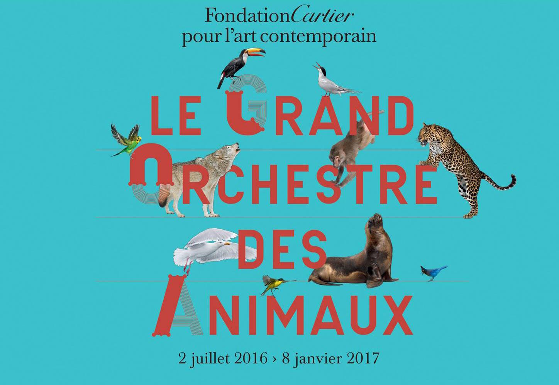 Cartaz da exposição do 2 de julho até 8 de janeiro de 2017