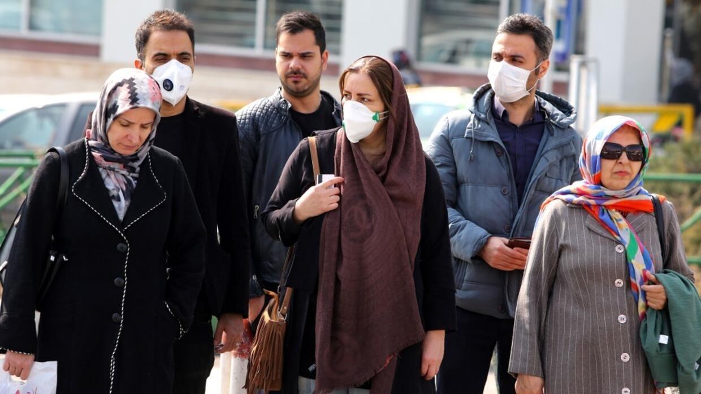 Coronavirus: l'épidémie se répand au Moyen-Orient et en Asie centrale
