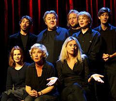 Elenco Chansons Déconseillées (Canciones prohibidas)