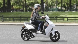 Dès 2016, un millier de scooters seront disponibles à Paris, et l'objectif de l'entreprise Cityscoot est d'atteindre 4500 d'ici 4 ans.