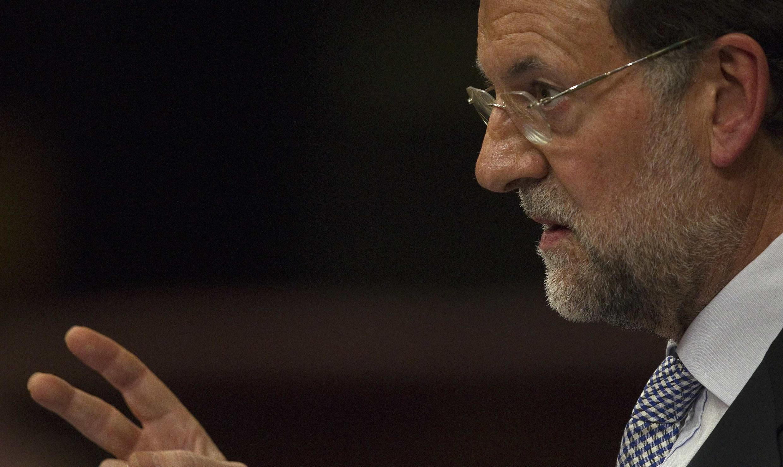 O novo premiê espanhol, Mariano Rajoy.