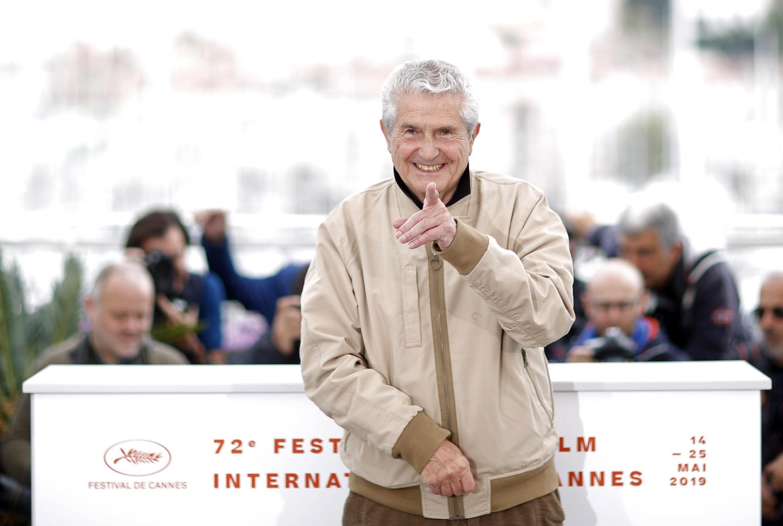 کلود لولوش در جشنواره کن