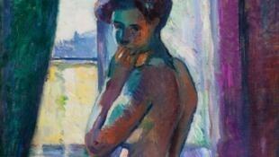 """نمایشگاه آثار """"مانگِن"""" نقاش فرانسوی"""