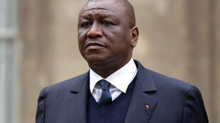 Le nouveau Premier ministre ivoirien Hamed Bakayoko.
