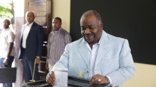 Ali Bongo,Shugaban kasar Gabon