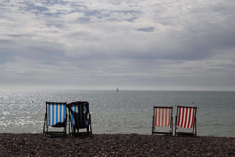 Os termômetros marcaram 26,4°C na cidade praiana de Biarritz, algo raro para um mês de fevereiro (Foto de ilustração).
