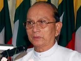 Raisi wa Myanmar,Thein Sein