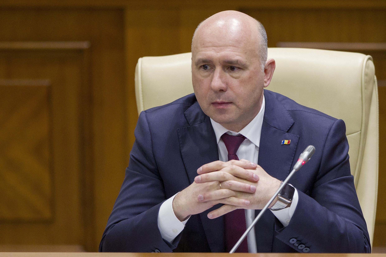 Павел Филип, глава правительства Молдовы, назначенного в среду, 20 января, парламентом
