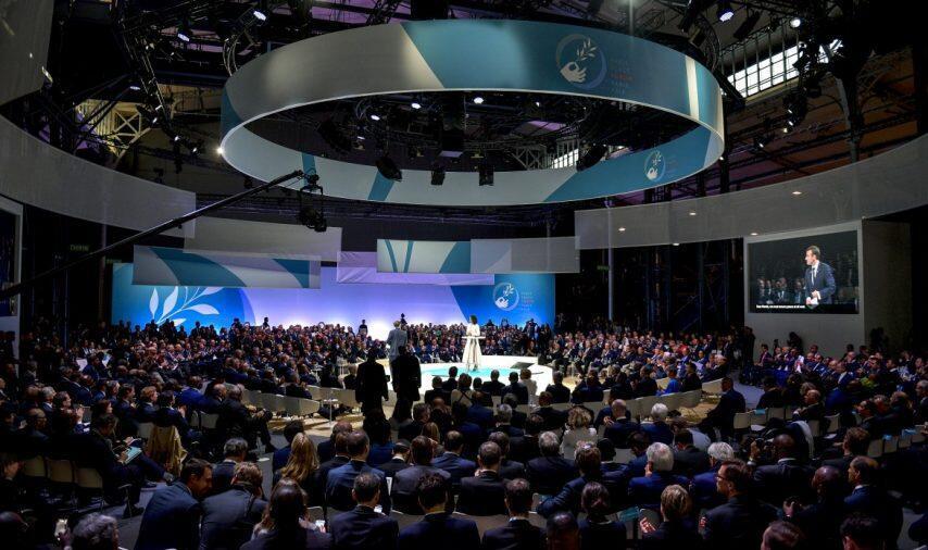 دومین نشست سالانۀ «همایش پاریس برای صلح» - ١١ نوامبر ٢٠١٩/٢٠ آبان ١٣٩٨،