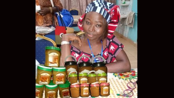 Fatoumata Konaté.