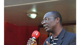 Augustin Loada, professeur de droit constitutionnel et de sciences politiques à l'université Ouaga II.