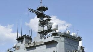 Hệ thống phòng không  Patriot Advanced Capability-3 của quân đội Nhật do Mỹ trang bị.