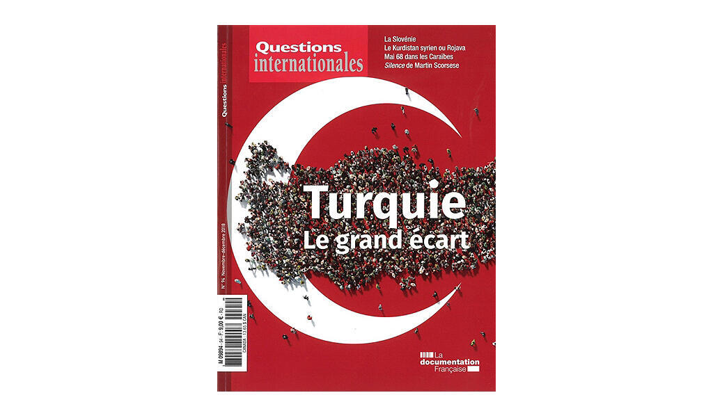 Couverture «Questions internationales».