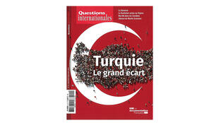 Couverture «Questions internationales».